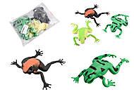 УЦЕНКА Детская лягушка-тянучка, A118DB, игрушки