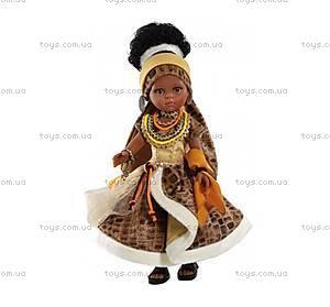Детская кукла «Африканская принцесса», 04555