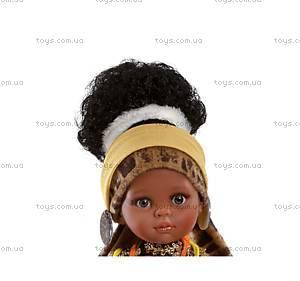 Детская кукла «Африканская принцесса», 04555, купить