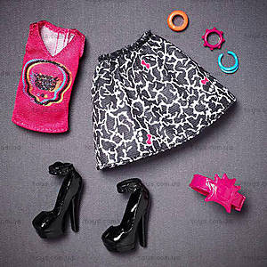 Кукла Айрис Клопc Monster High с набором одежды, CKD73, фото
