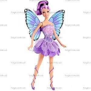 Кукла Барби Фея из м/ф «Барби: Марипоса та Принцесса фей», Y6374, купить