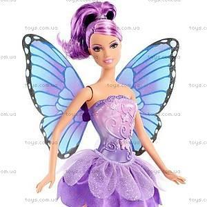 Кукла Барби Фея из м/ф «Барби: Марипоса та Принцесса фей», Y6374, отзывы