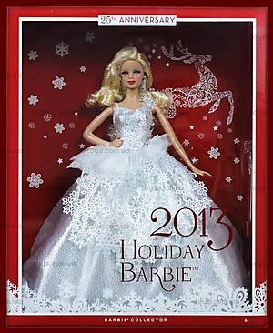 Коллекционная кукла Барби «Праздничная», X8271