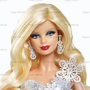 Коллекционная кукла Барби «Праздничная», X8271, купить