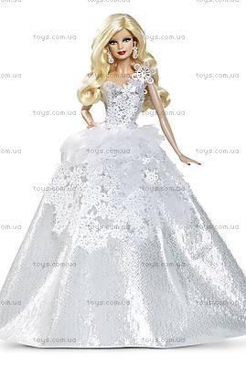 Коллекционная кукла Барби «Праздничная», X8271, фото