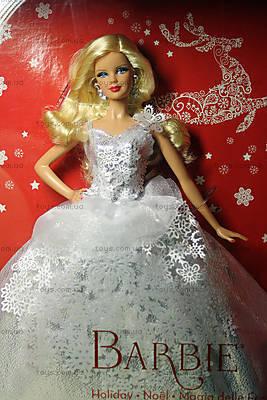 Коллекционная кукла Барби «Праздничная», X8271, отзывы