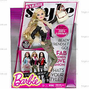 Кукла Барби «Модница» серии «Делюкс», BLR55, отзывы