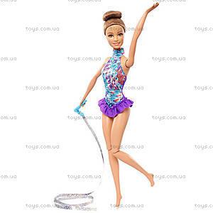 Кукла Barbie «Гимнастка», DKJ16, отзывы