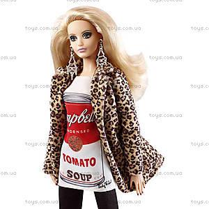 Кукла Barbie коллекционная «Эди Седжвик», DKN04, фото