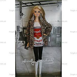 Кукла Barbie коллекционная «Эди Седжвик», DKN04, отзывы