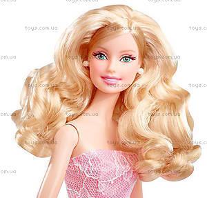 Коллекционная кукла Barbie «Особенный День рождения», CFG03, фото