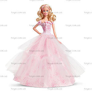 Коллекционная кукла Barbie «Особый День рождения», DGW29, купить
