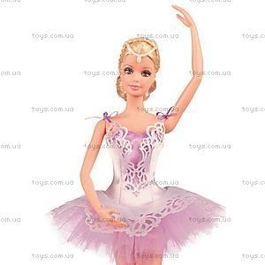Коллекционная кукла Barbie «Прима-балерина», CGK90, отзывы