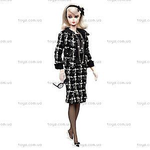 Коллекционная кукла Barbie «Роскошный стиль», CGT25
