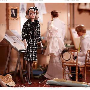 Коллекционная кукла Barbie «Роскошный стиль», CGT25, цена