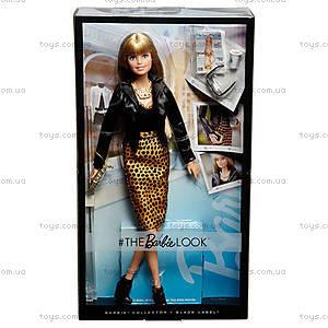 Коллекционная кукла Барби «Высокая мода», DGY11