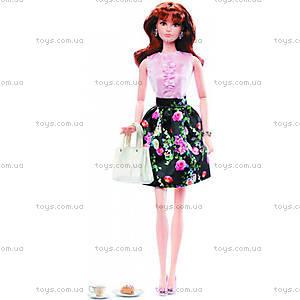 Коллекционная кукла Барби «Высокая мода», DGY11, фото