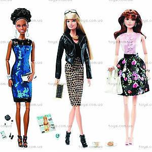 Коллекционная кукла Барби «Высокая мода», DGY11, цена