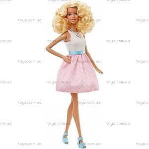 Кукла Barbie «Модница», обновленная, DGY54, купить