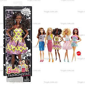 Кукла Barbie «Модница», обновленная, DGY54