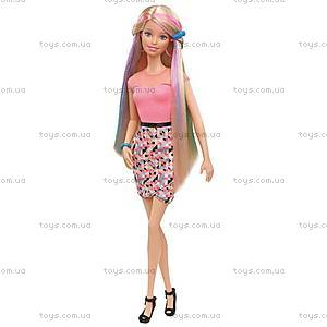 Кукла Barbie «Радужные волосы», CFN48, купить