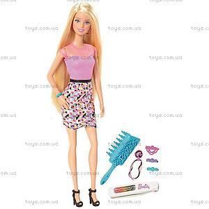 Кукла Barbie «Радужные волосы», CFN48, отзывы