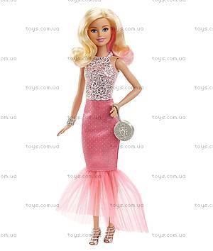 Коллекционная кукла Barbie «Розовая изысканность», DGY69, купить