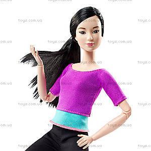 Детская кукла Барби «Двигайся как я», DHL81, toys.com.ua