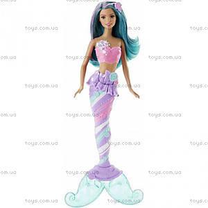 Кукла Barbie «Русалочка с Дримтопии», DHM45, фото
