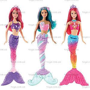 Кукла Barbie «Русалочка с Дримтопии», DHM45
