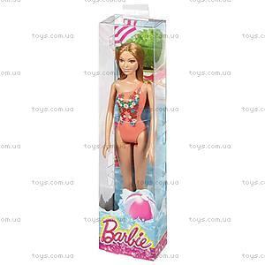 Кукла Barbie Саммер серии «Пляж», CFF14, фото