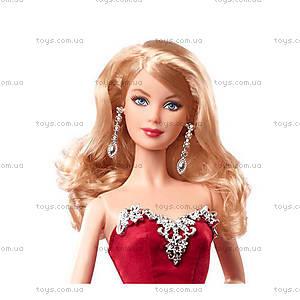 Кукла Barbie «Праздничная 2015», CHR76, купить
