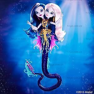 Кукла «Змейки-близняшки» из м/ф «Большой скарьерный риф», DHB47, купить