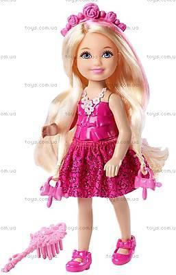 Кукла Челси серии «Сказочно-длинные волосы», DKB54, купить