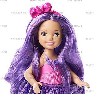 Кукла Челси серии «Сказочно-длинные волосы», DKB54, фото