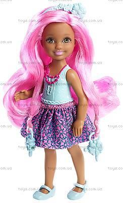 Кукла Челси серии «Сказочно-длинные волосы», DKB54, отзывы