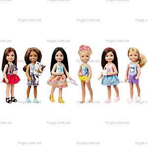 Кукла Barbie «Челси», DGX40, купить