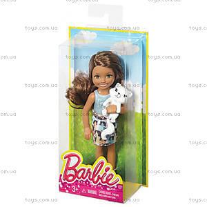 Кукла Barbie «Челси», DGX40