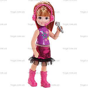 Кукла Челси из м/ф «Барби: Рок-принцесса», CKB68, купить