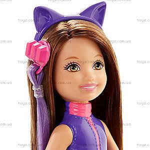 Кукла Челси из м/ф «Barbie: Шпионская история», DHF09, фото