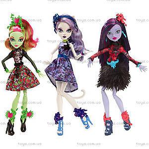Кукла Monster High «Цветы мрака», CDC05, отзывы