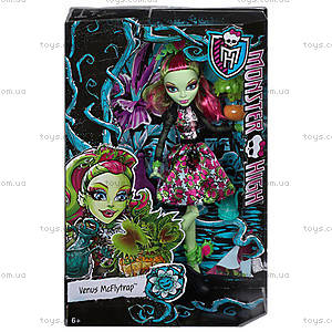 Кукла Monster High «Цветы мрака», CDC05