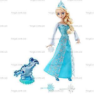 Кукла Дисней Эльза «Магия льда» из м/ф «Холодное сердце», CGH15