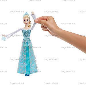 Кукла Дисней Эльза «Магия льда» из м/ф «Холодное сердце», CGH15, купить