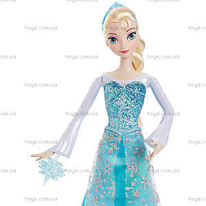 Кукла Дисней Эльза «Магия льда» из м/ф «Холодное сердце», CGH15, фото
