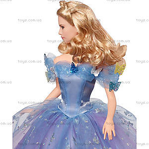 Коллекционная кукла Дисней «Золушка в бальном платье», CGT56, фото
