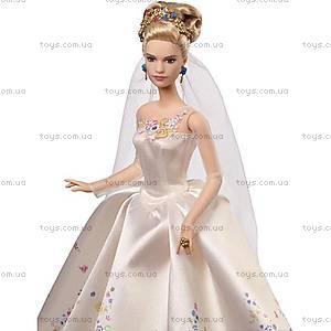 Коллекционная кукла Дисней «Золушка в свадебном платье», CGT55, купить