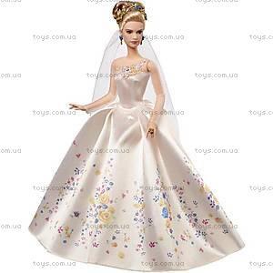 Коллекционная кукла Дисней «Золушка в свадебном платье», CGT55