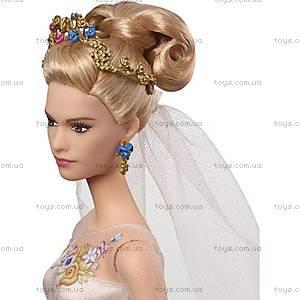 Коллекционная кукла Дисней «Золушка в свадебном платье», CGT55, фото
