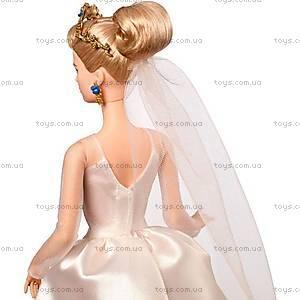 Коллекционная кукла Дисней «Золушка в свадебном платье», CGT55, отзывы